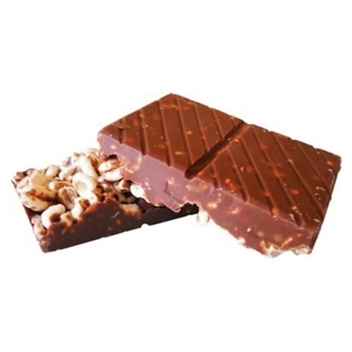 I SARLOTTI – Cioccolato al latte e farro soffiato – Minimo 3 snack Cod. 190